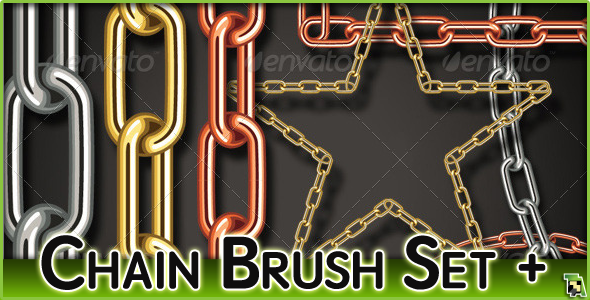 Chain Brush with Ready Made Assets