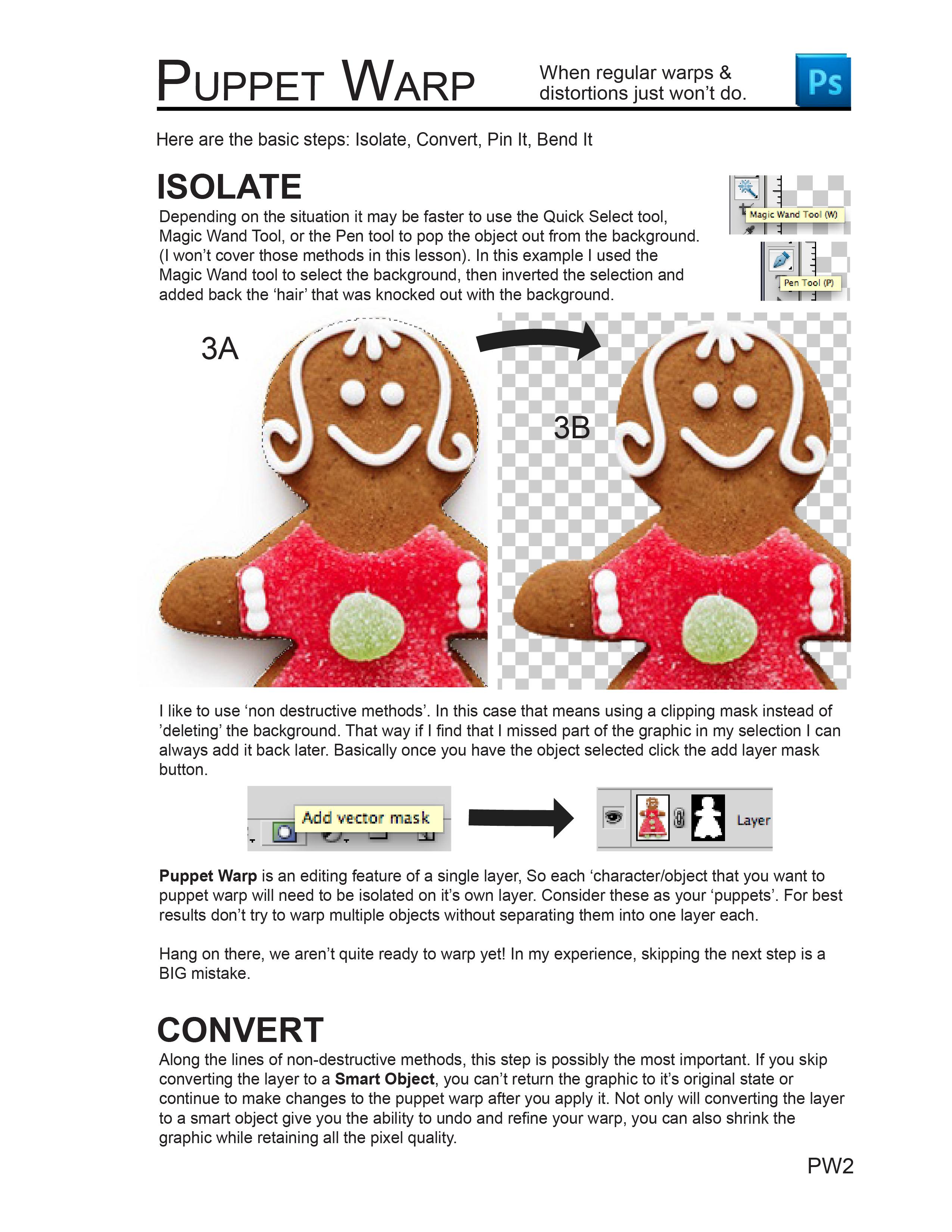 Puppet warp tutorial adobe photoshop tradigital art designs puppetwarptutorial 01 puppetwarptutorial 02 baditri Image collections