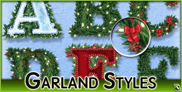 HolidayGarlandStylesBillboard