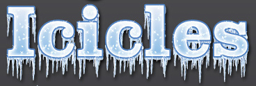 IciclesText