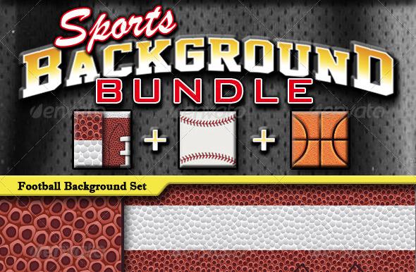 Sports Background Bundle