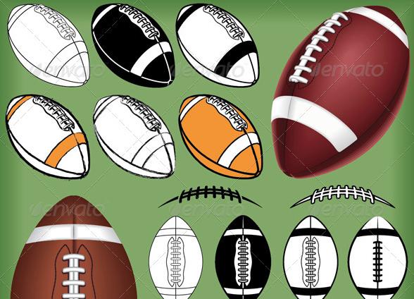 Football Pig Skin Pack